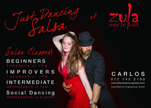 Just Dancing Salsa Classes (2)