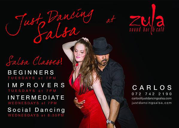 Just Dancing Salsa Classes (2)