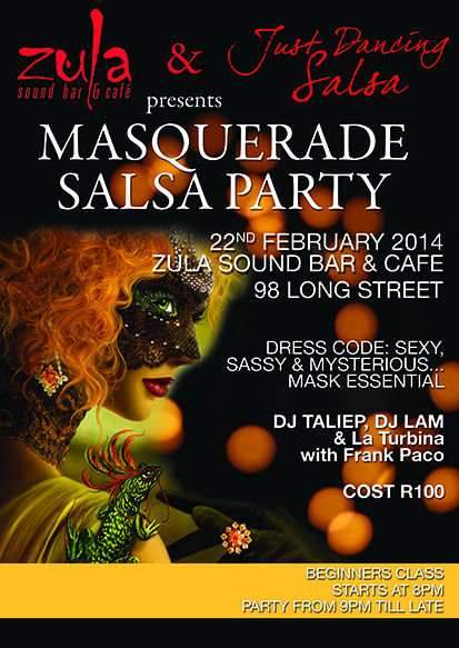 Masquerade Party invite2